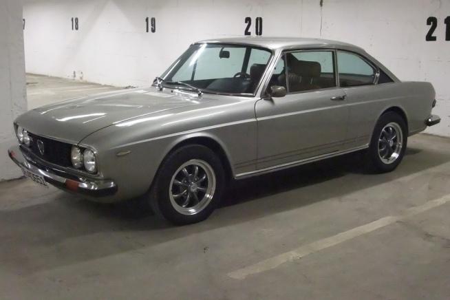 1973 Lancia 2000 HF
