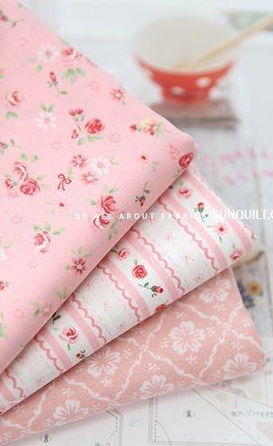 Sweet pink prints