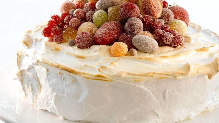 Bettys festkake - Dessert & bake - Oppskrifter - Toro