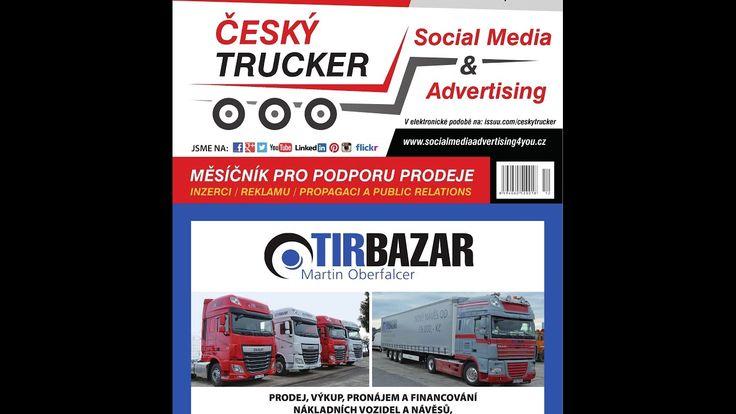 Český Trucker - prosinec 2016 (CZECH TRUCKER)