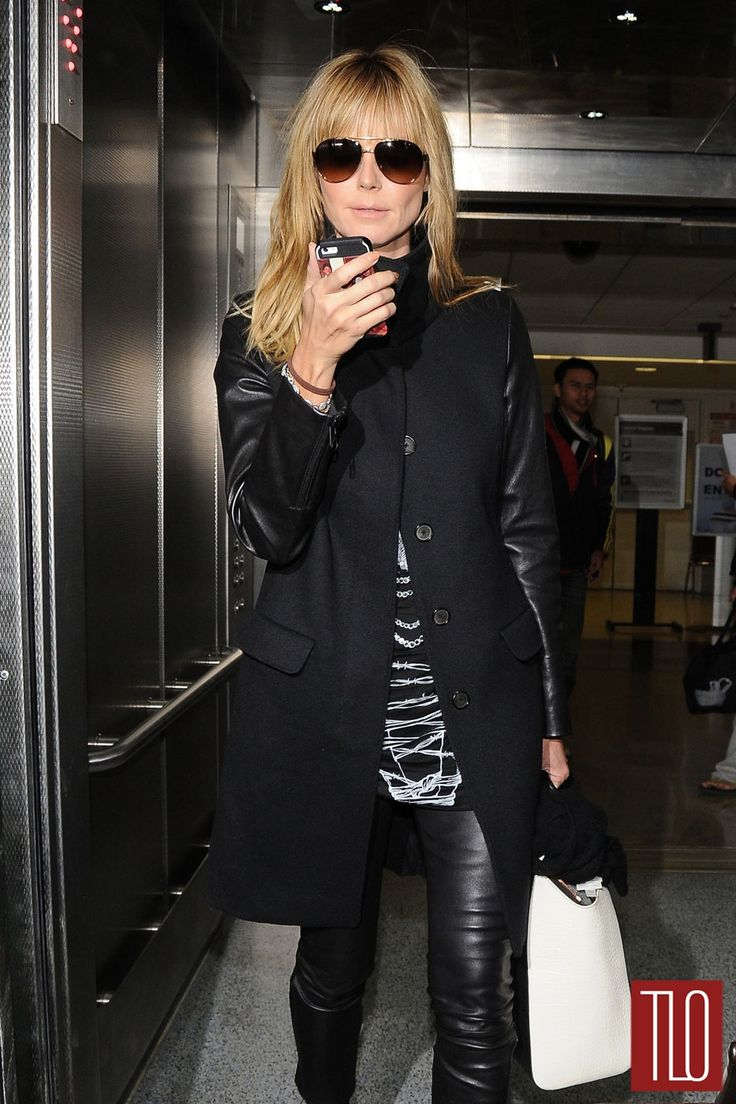 Be Me or Do Me: Heidi Klum at LAX | Tom & Lorenzo Fabulous & Opinionated