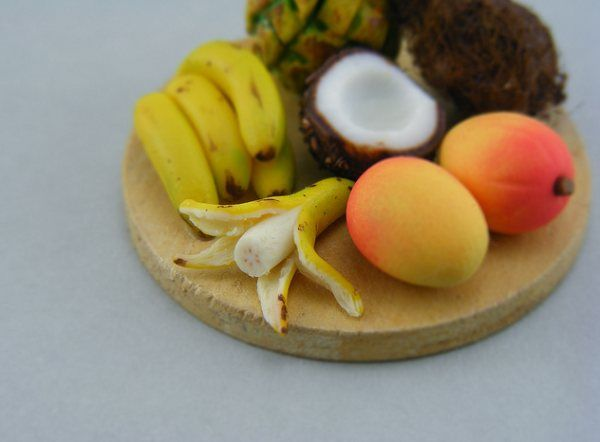 Tiny food art part 2