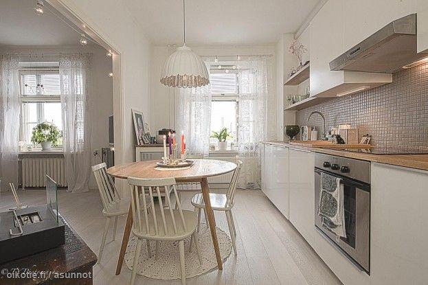 1000+ images about Kitchens  Keittiöt  Kök on Pinterest