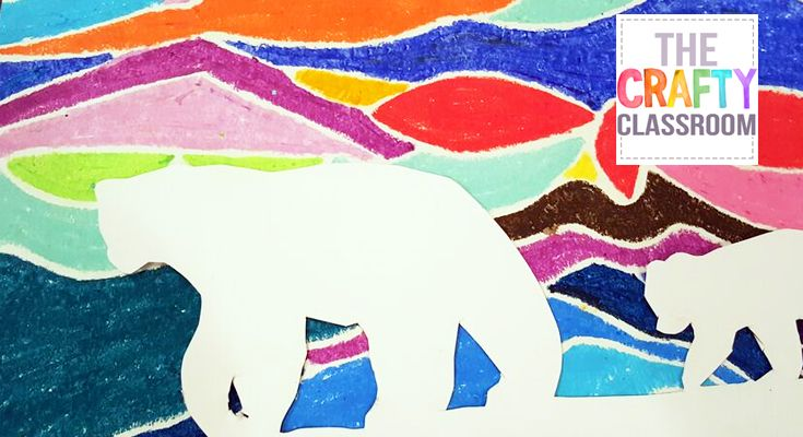 Arctic Art Projects for Kids