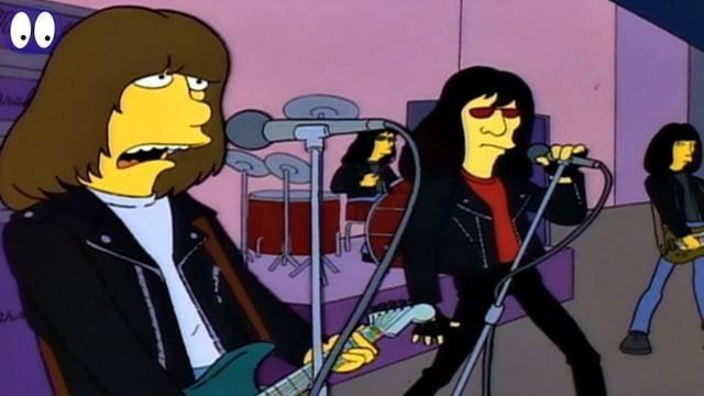 The Ramones happy birthday song