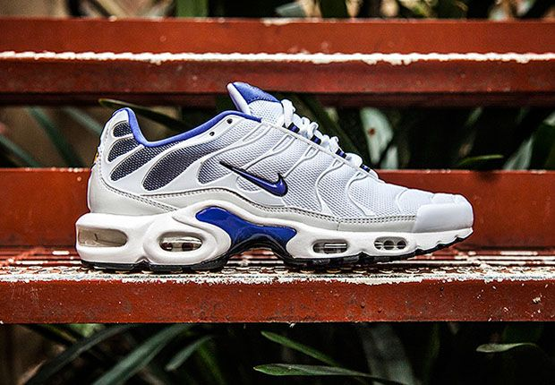 Persian Violet Fine-Tuned On The Nike Air Max Plus - SneakerNews ...