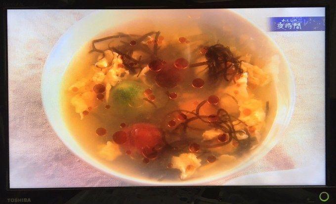 2017年6月より放送の趣味どき わたしの夜時間の最終回です。7月26日放送の第8回は、「夏冷えのカラダをリセット」と題してエアコンや冷たい食べ物などで冷えた体をいたわる簡単スープを伝授。体を温める食材を使った簡単スープのレシピを紹介します。また、快眠につながる手足浴の方法も!