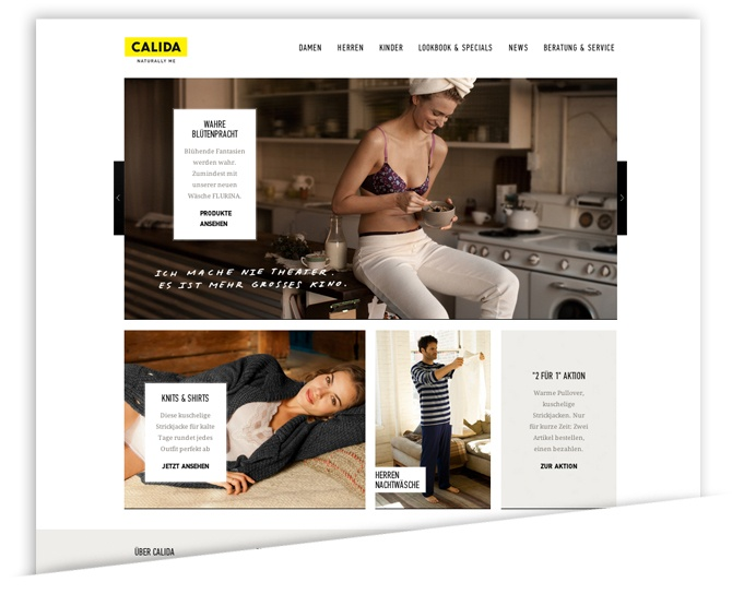 Swiss Brand Launches New Site on Magento Enterprise