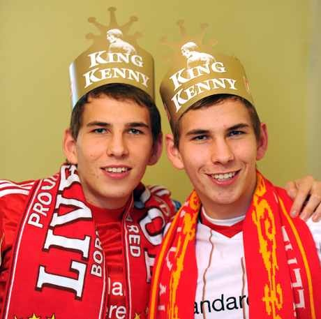 Liverpool FC superfans fly from Australia for Carling Cup final against Cardiff City