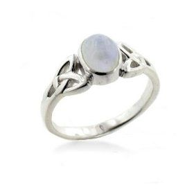 Moon Stone Ring - I love this one