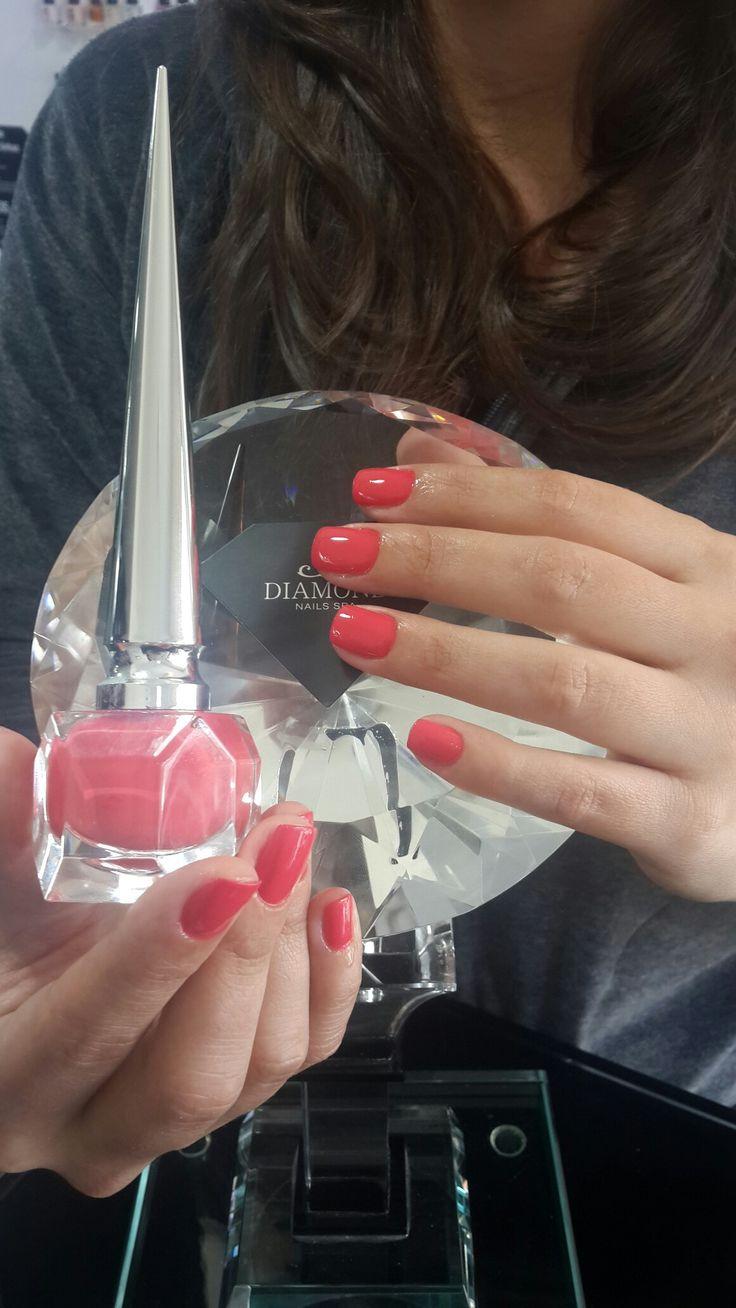 390 best Nails Diamond images on Pinterest | Diamond nails, Nail ...