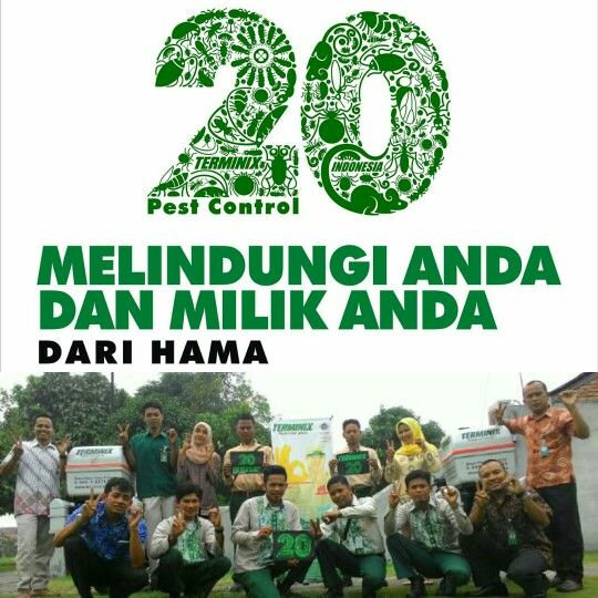 Sambut HUT Terminix 20 - Area Padang