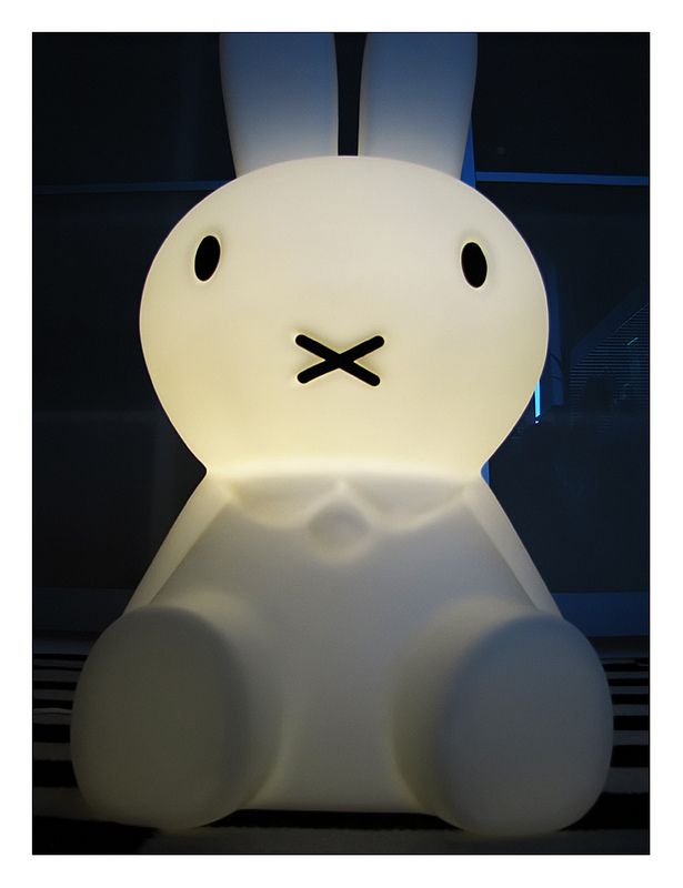 Nijntje or Miffy by Dick Bruna from Mr Maria.