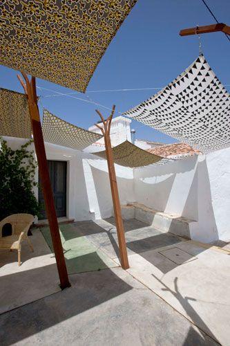 Companhia das Culturas, Castro Marim - Algarve: turismo rural e residência de artistas. Companhia das Culturas Residence, Castro Marim - Algarve: rural residence and artists retreat.