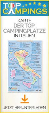 Campingplätze Italien TopFeriendorf Schönste Camping Italien2015