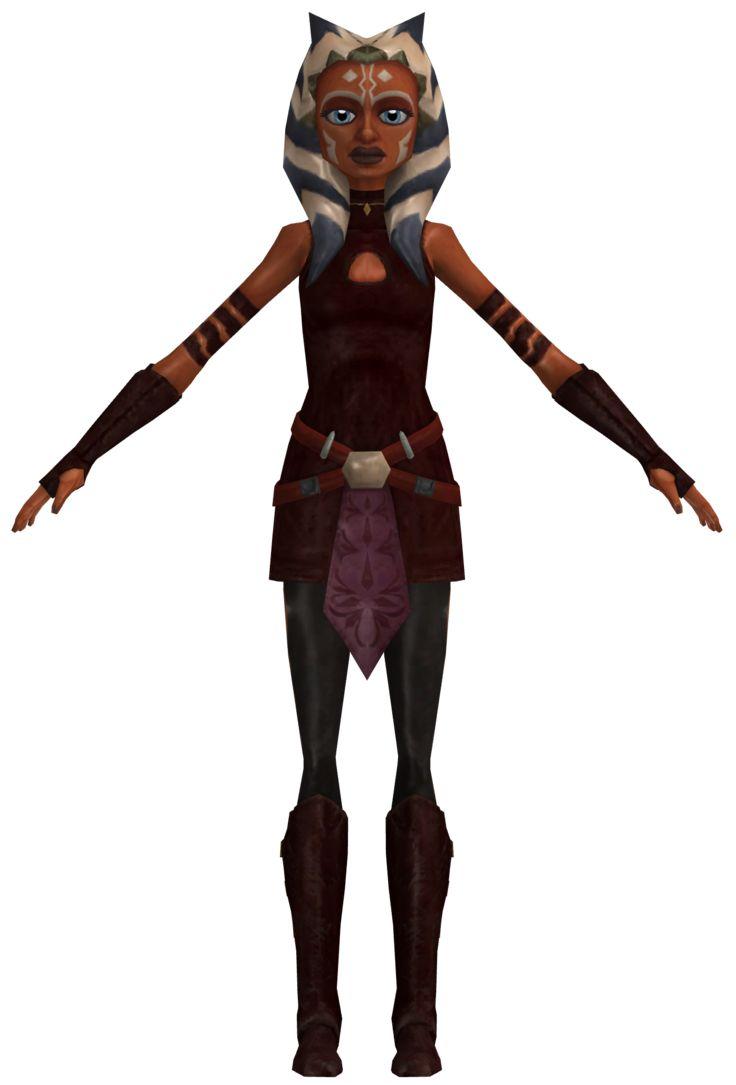 http://trdaz.deviantart.com/art/SW-Clone-Wars-Adventures-Ahsoka-Tano-S3-Outfit-323055601