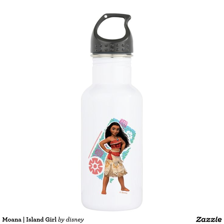 Moana | Island Girl Stainless Steel Water Bottle