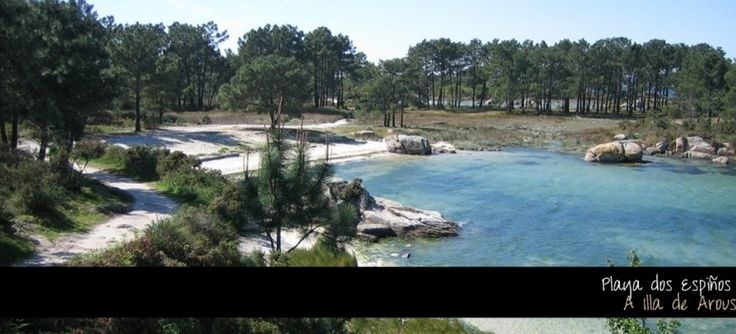 Playas cerca de Santiago de Compostela (II): Isla de Arousa | Hostal Mexico - Ofertas Verano - B&B Santiago de Compostela #playas #galicia #compostela