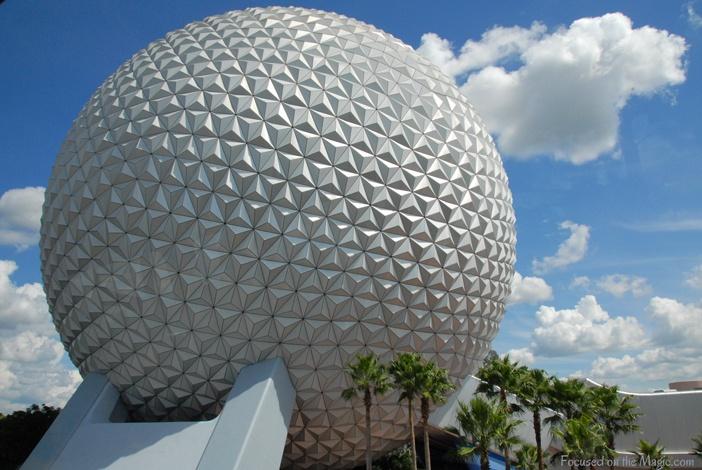 Spaceship Earth, #Epcot, #Disney World   #DisneyPhotography