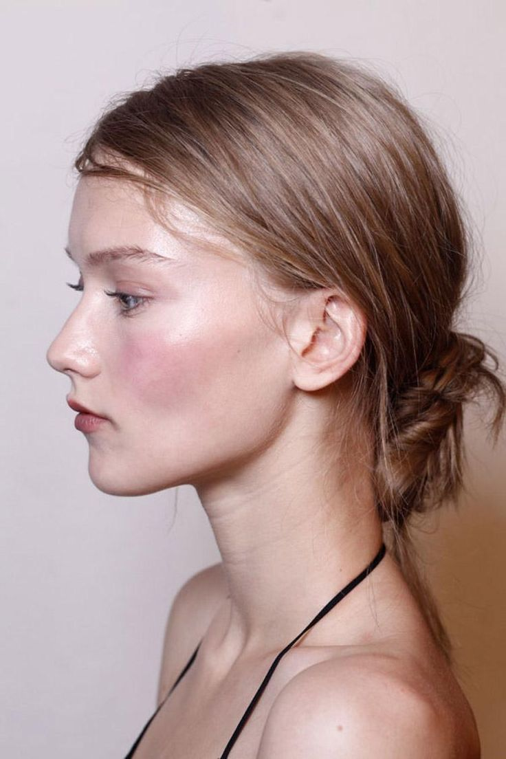 Neck Length Hairstyles find this pin and more on possible hair stylescolors by sdunlap68 Beautiful Neck Length Hairstyles