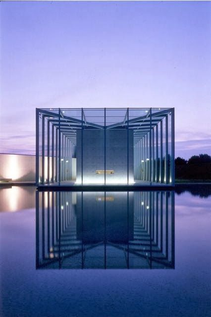 Langen Foundation by Tadao Ando