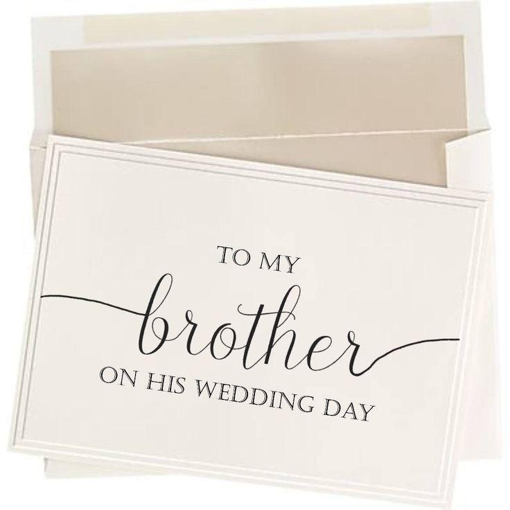 The 25 Best Brother Wedding Gifts Ideas On Pinterest