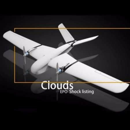 X-UAV Clouds 1880mm Wingspan EPO FPV Aircraft RC Airplane KIT Customer Review:   Description: Brand Name: X-UAV Item Name: Clouds Material: EPO Overall Length: 960mm Height: 260mm Wings: Removable V-Tail: Removable Mission Payloads: 60-1200g Take-off: Throw ejected Elevation: 6000m Cruising...