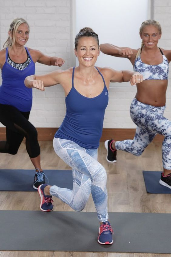 17 Dance Workouts That Feel More Like a Party Than Exercise