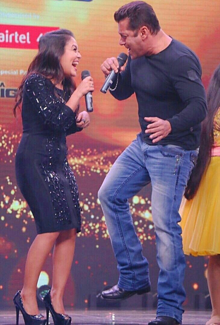 Pin By Ubbsi On Neha Kakkar In 2020 Singer Neha Kakkar Handsome