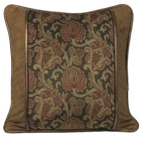 Austin Synthetic Throw Pillow
