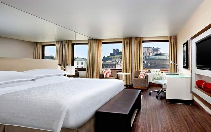 Top 10: the best hotels in Edinburgh city centre