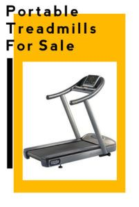 portable treadmills for sale