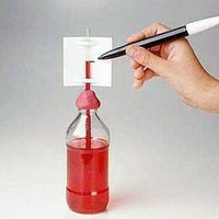 The first thermometer was invented by Galileo around 1593, based on the premise that air expands due to heat and contracts due to cold. However, it was not until 1714 that Gabriel Fahrenheit invented the first reliable mercury thermometer that is still in use today. Creating a homemade thermometer is a fun way to get your kids involved with...