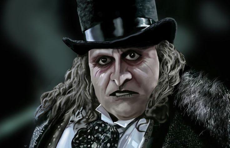 Danny Devito - Penguin by HeroforPain on DeviantArt