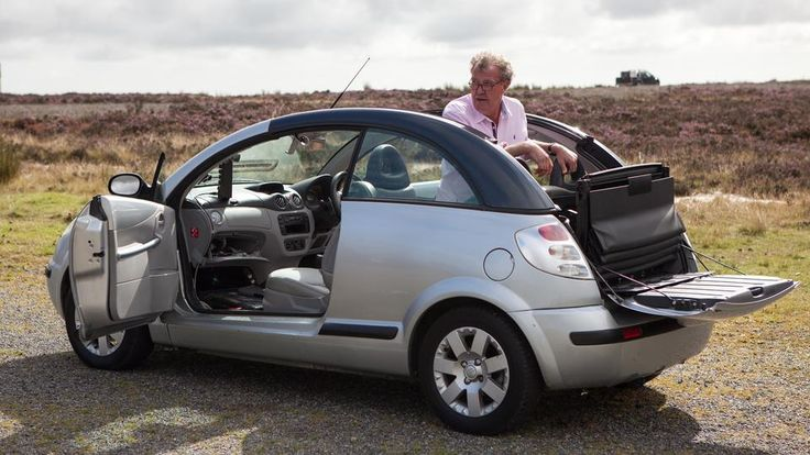2003 Citroën C3 Pluriel  Top Gear's worst cars in the world