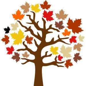 Silhouette Design Store - View Design #216073: autumn tree