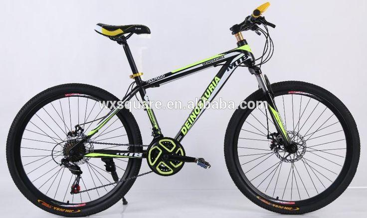 Top quality 26 inch steel frame 24 speed mountian bike