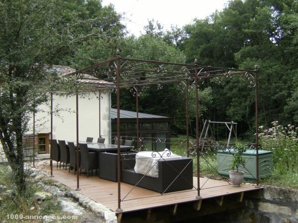 les 25 meilleures id es concernant le tableau marquise fer forg sur pinterest forge de. Black Bedroom Furniture Sets. Home Design Ideas