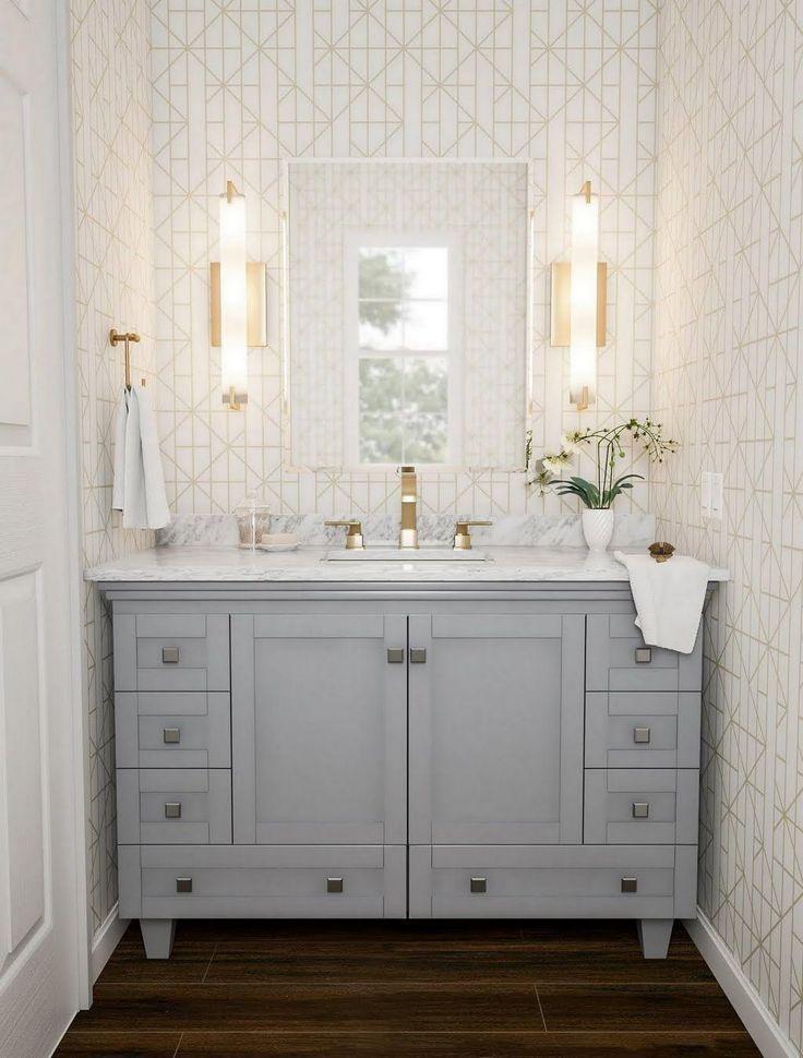 Top 10 Double Bathroom Vanity Design Ideas In 2019 In 2020 With Images Bathroom Vanity Designs Double Vanity Bathroom Vanity Design
