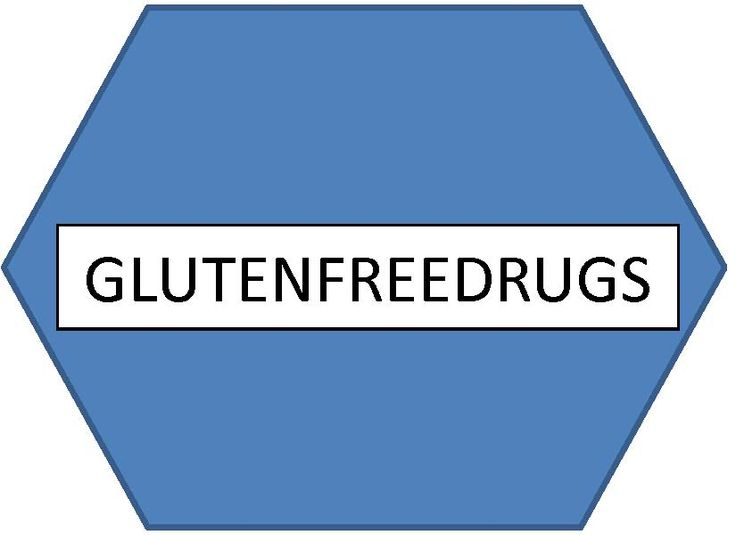 A source of information for gluten free drugs