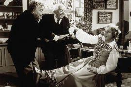 Albert Florath, Valerie von Martens, Curt Goetz, Das Haus in Montevideo