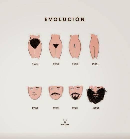 История бороды и интимной стрижки | thePO.ST