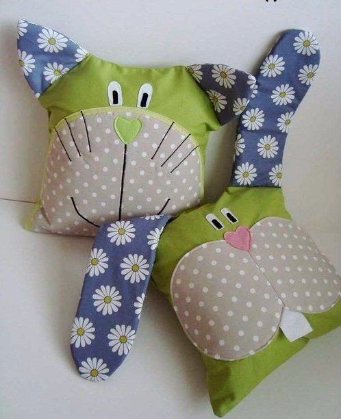 Large and small pillows for children and adults | PicturesCrafts.com