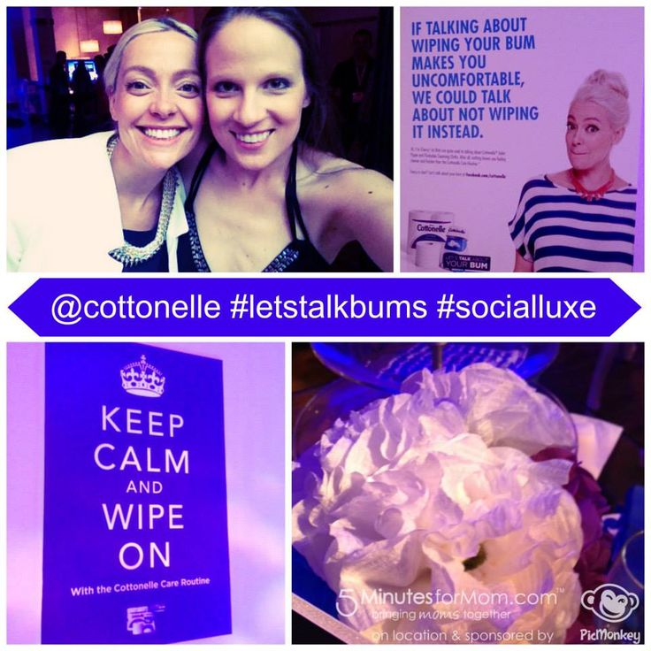 """Cottonelle and Cherry Healey Break Bathroom Taboo with """"Let's Talk About Your Bum"""" Campaign on http://www.5minutesformom.com"""