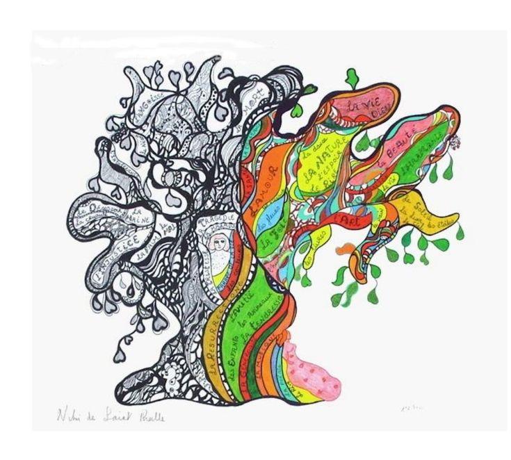 niki saint phalle - l arbre de la vie