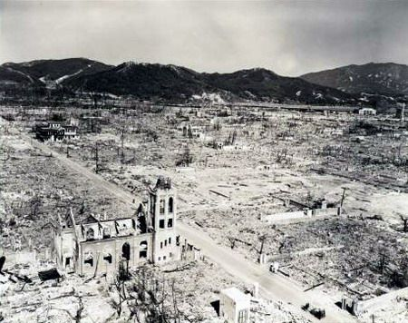 Atomic bomb in hiroshima essay