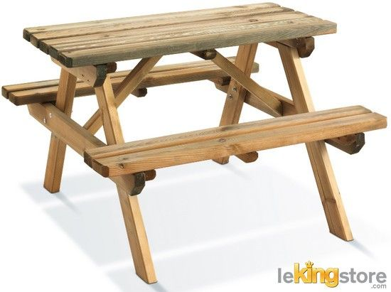 10 best tables pique nique images on pinterest picnic. Black Bedroom Furniture Sets. Home Design Ideas