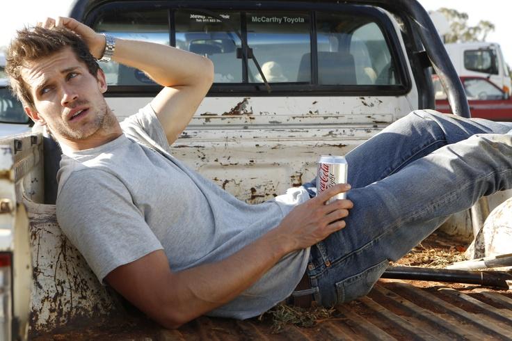 Andrew Cooper The New Coca Cola Light Man Gardener