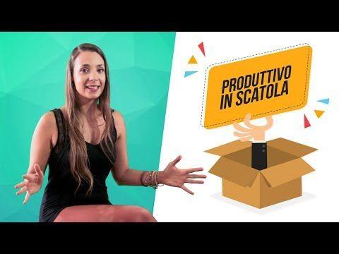 Time Management: Come Essere Più Produttivo con una Scatola!