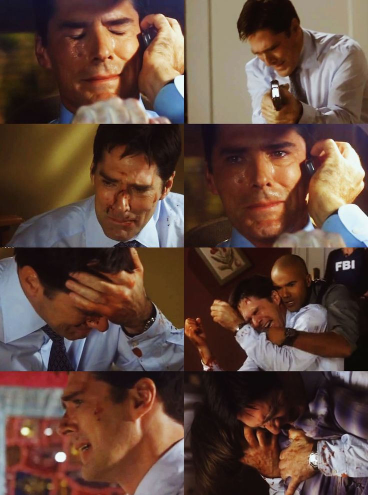 """Why Foyete?! WHY!!!!! That was probably the saddest episode ever... I mean the episode where Prentiss """"dies"""" is extremely sad also, so season 5-6 are probably the saddest seasons ever... Fair warning to anyone who is watching criminal minds for the first time!"""